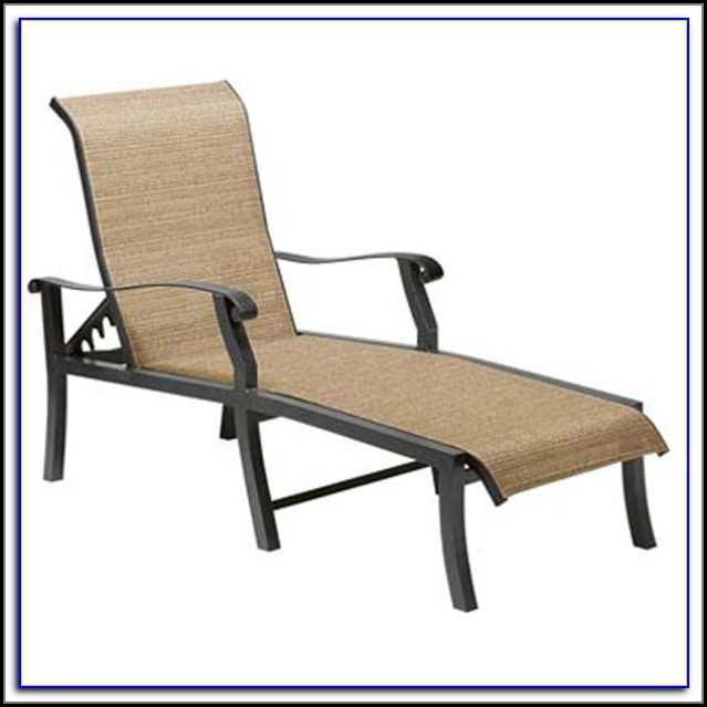 Patio Chair Sling Spline