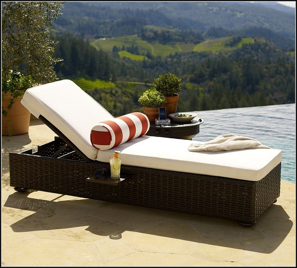 Patio Chaise Lounge Furniture