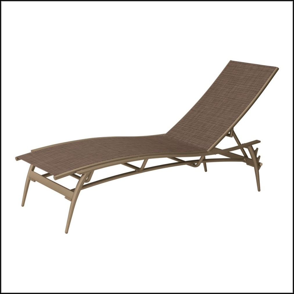 Patio Chaise Lounge Replacement Slings