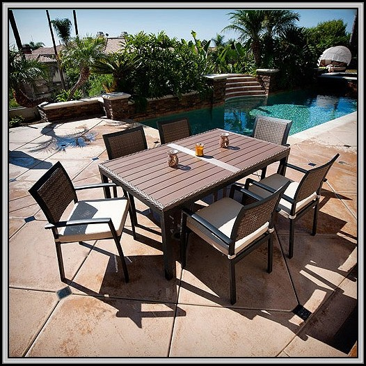 Patio Dining Table Walmart