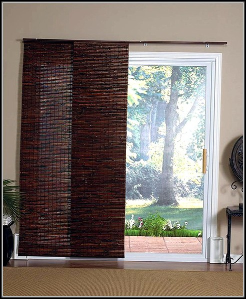 Patio Door Blinds Home Depot