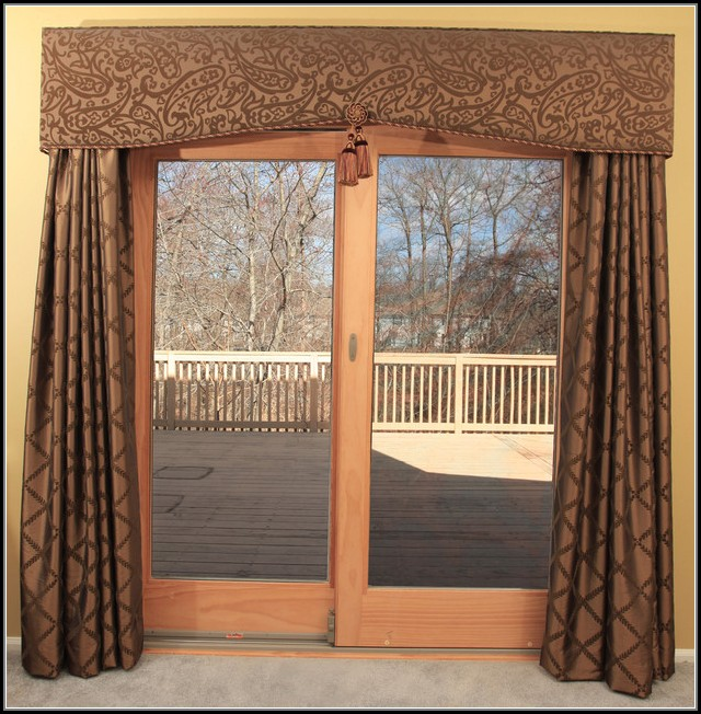 Patio Door Coverings Curtains