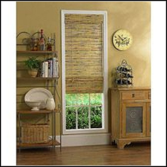 Patio Door Shades Home Depot
