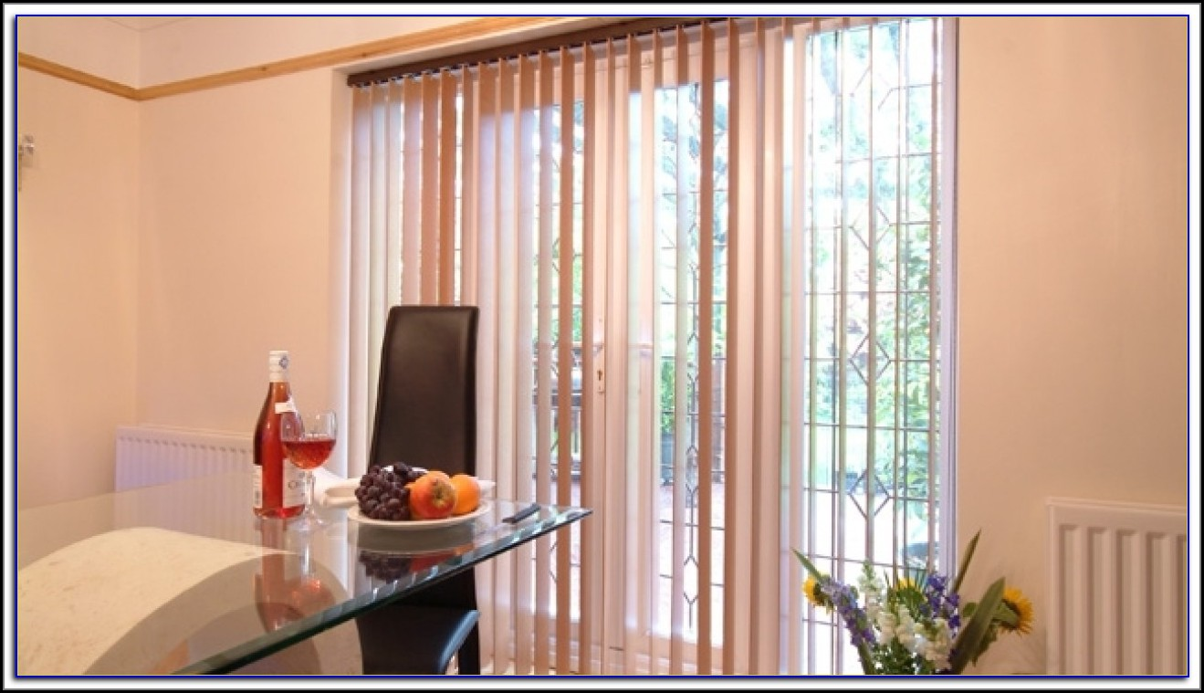 Patio Door Vertical Blinds Uk