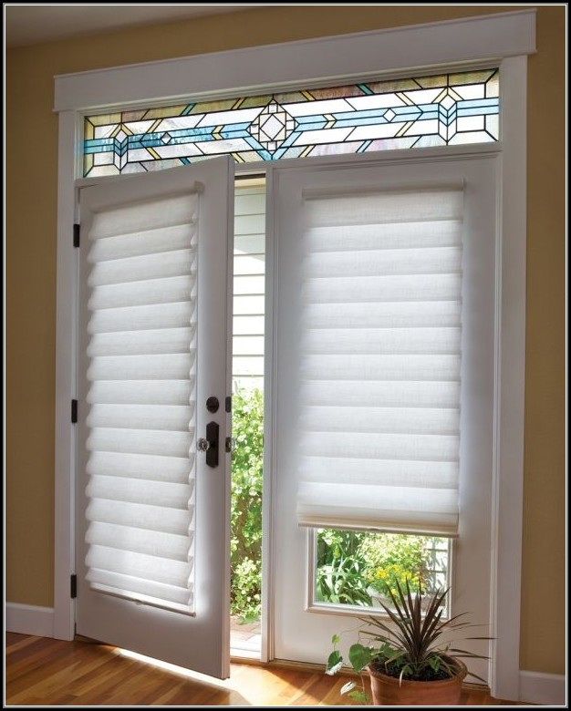 Patio Door Window Shades