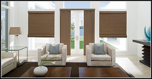 Patio Door Window Treatment Ideas Pictures