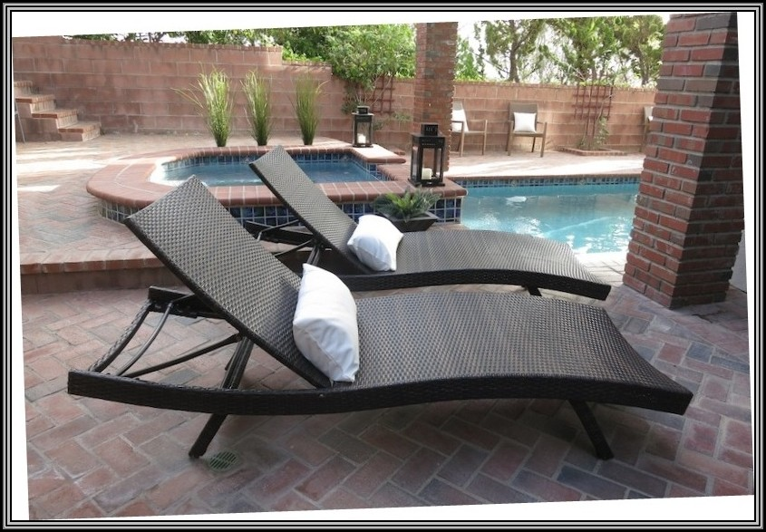 Patio Furniture Chaise Lounge Target