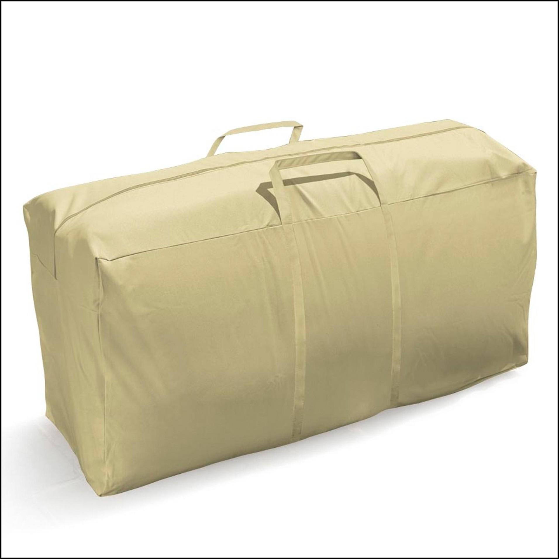 Patio Furniture Cushion Storage Bags