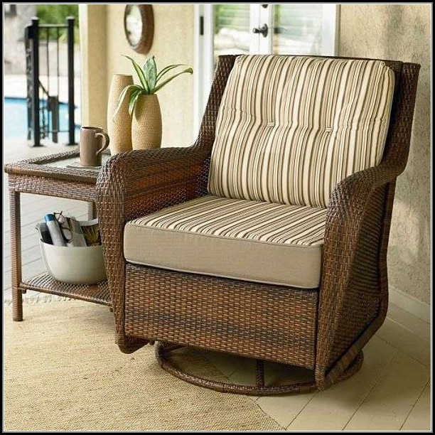 Patio Furniture Glider Chairs