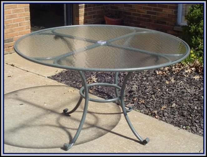Patio Furniture Replacement Glass Top