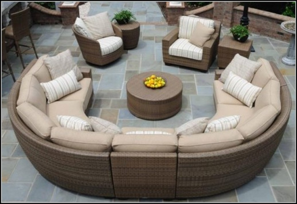 Patio Furniture Sectional Plans