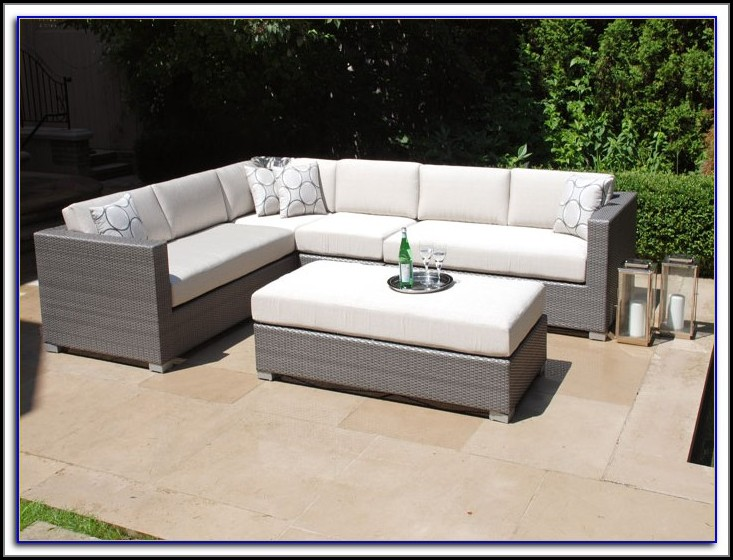 Patio Furniture Sectionals Canada