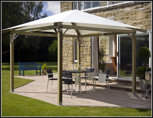 Patio Gazebos And Canopies