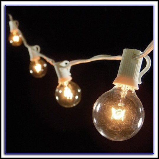 Patio Globe String Lights Target