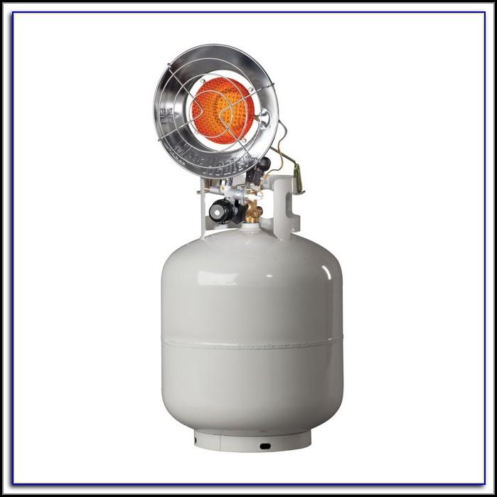 Patio Heater Propane Regulator
