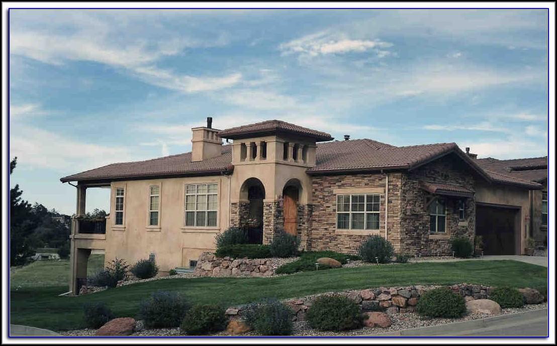 Patio Homes Colorado Springs Co