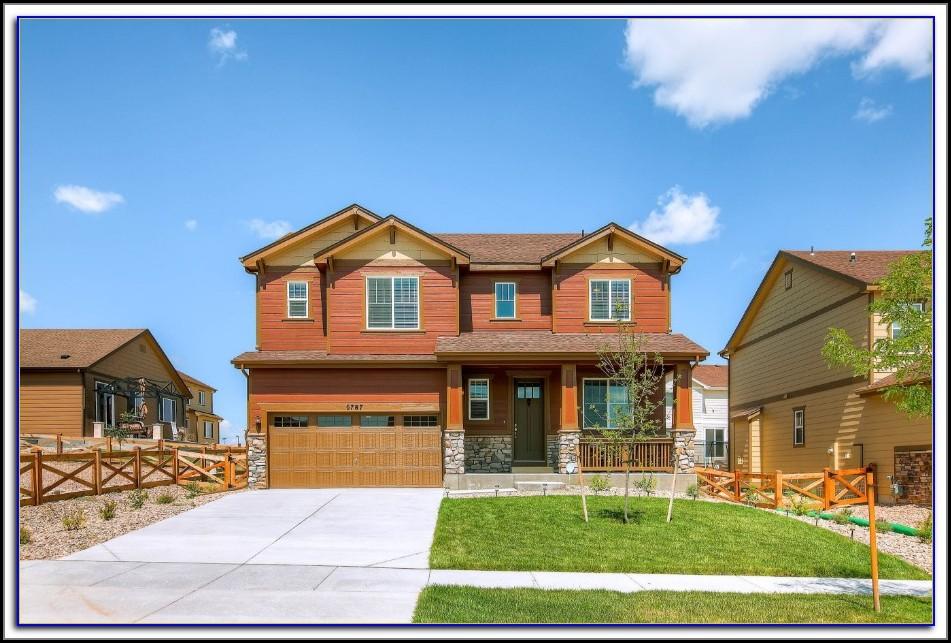 Patio Homes North Colorado Springs