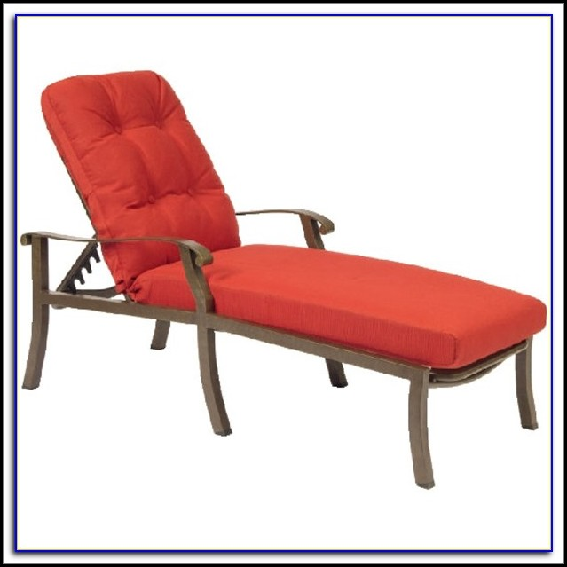 Patio Lounge Chair Cushion Covers