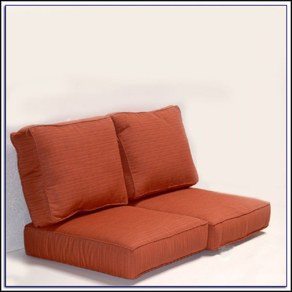 Patio Loveseat Cushions Canada