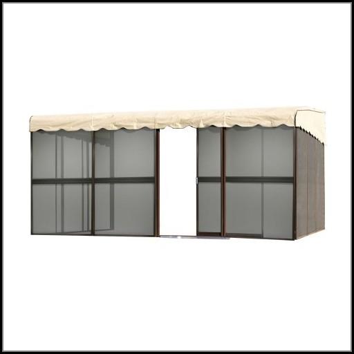Patio Mate Screen Enclosure Roof