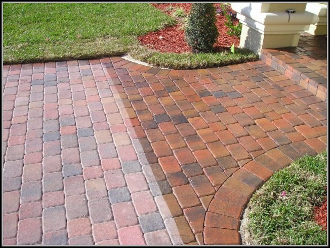 Patio Paver Sealer Wet Look