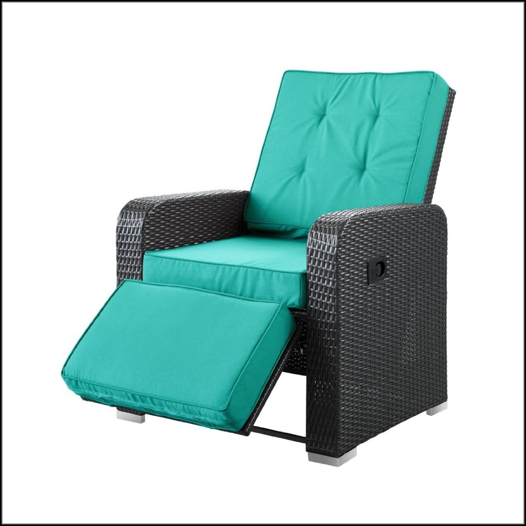 Patio Recliner Chair Cushions