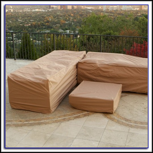 Patio Sectional Covers Canada