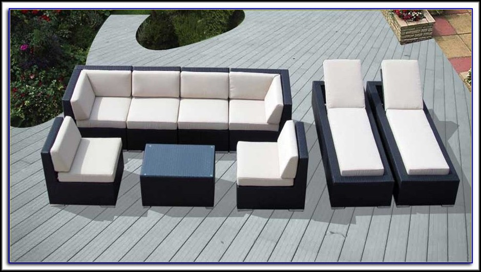 Patio Sectional Cushion Covers