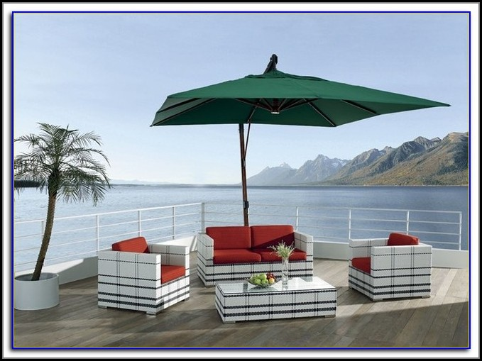 Patio Set With Umbrella Target