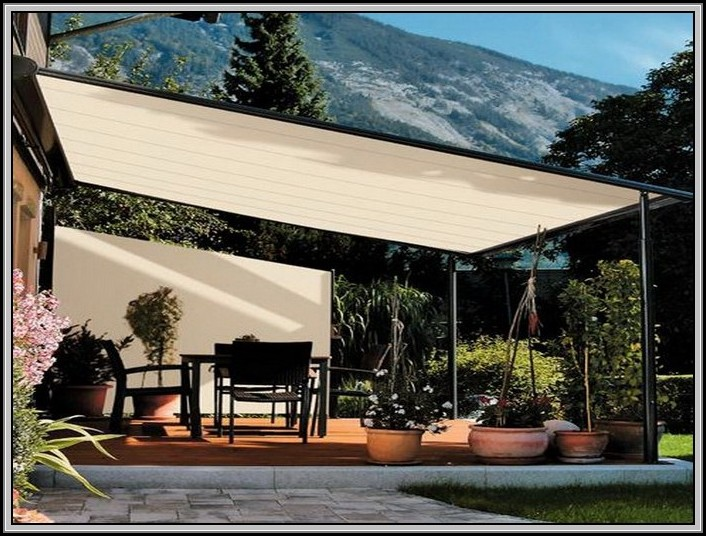 Patio Shade Sail Ideas