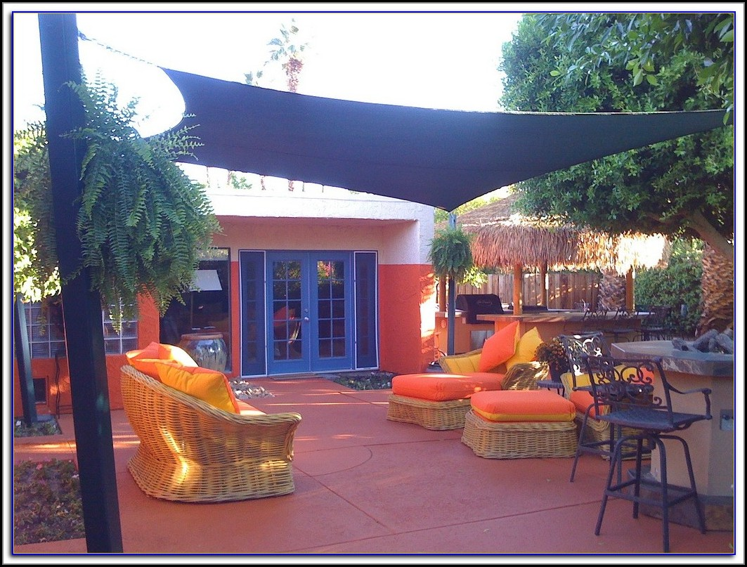 Patio Shade Sails Uk
