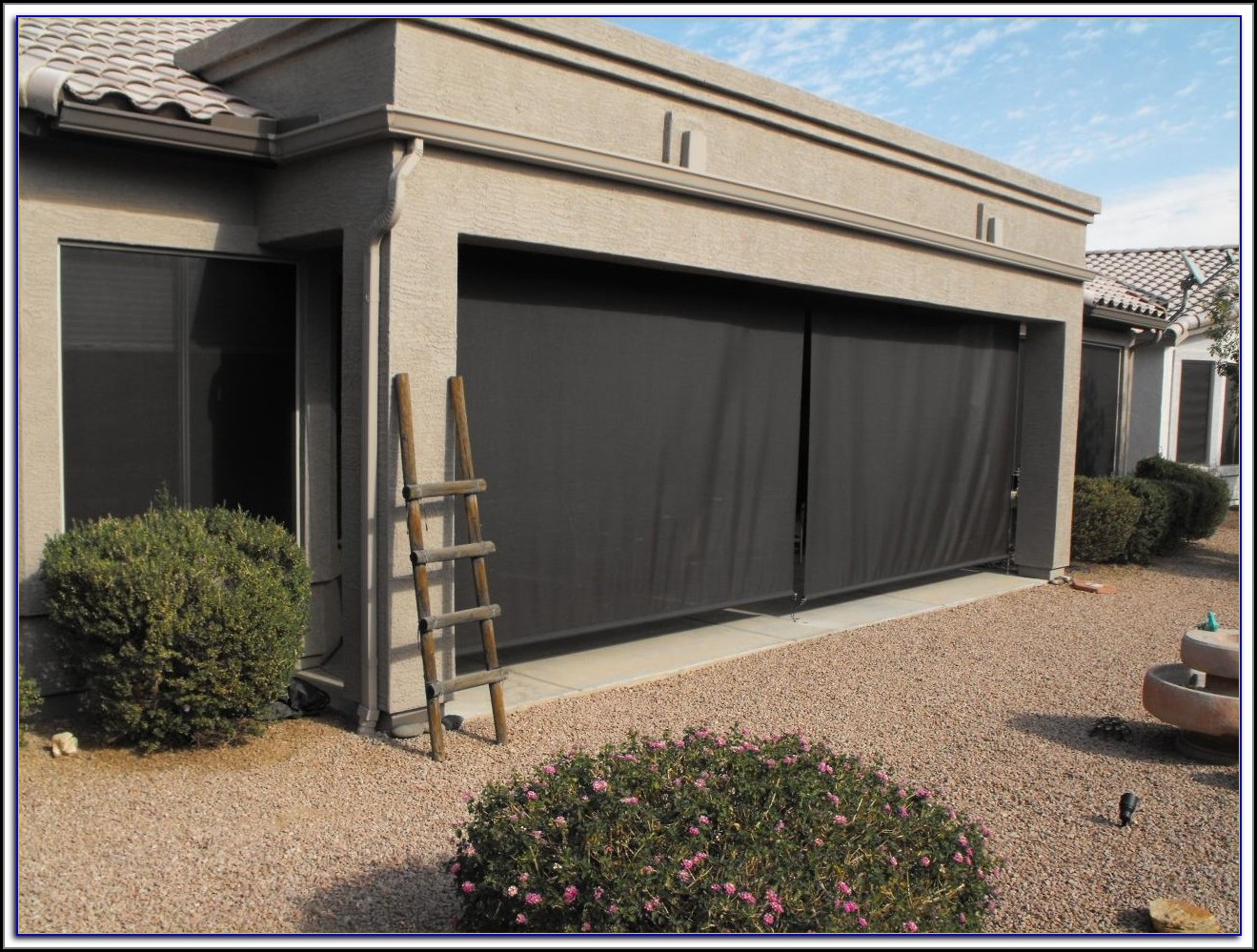 Patio Shade Screens Az