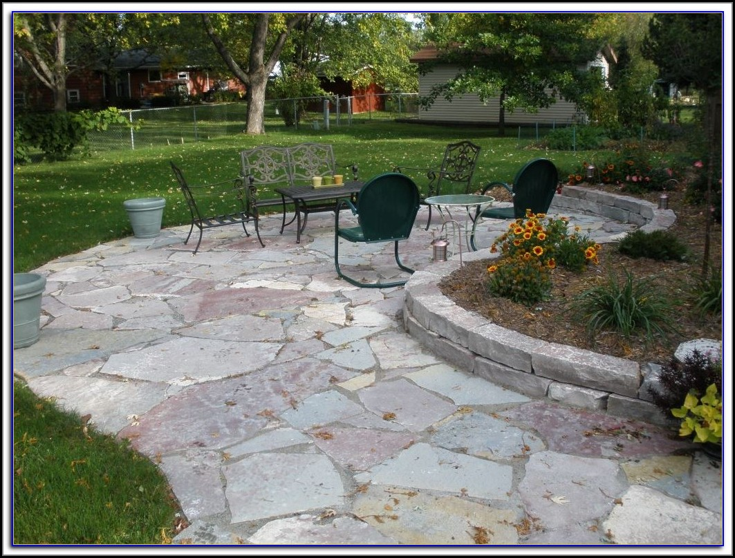 Patio Stepping Stone Designs
