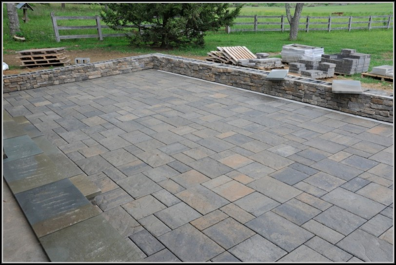 Patio Stones And Pavers