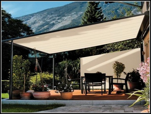 Patio Sun Shade Canopy