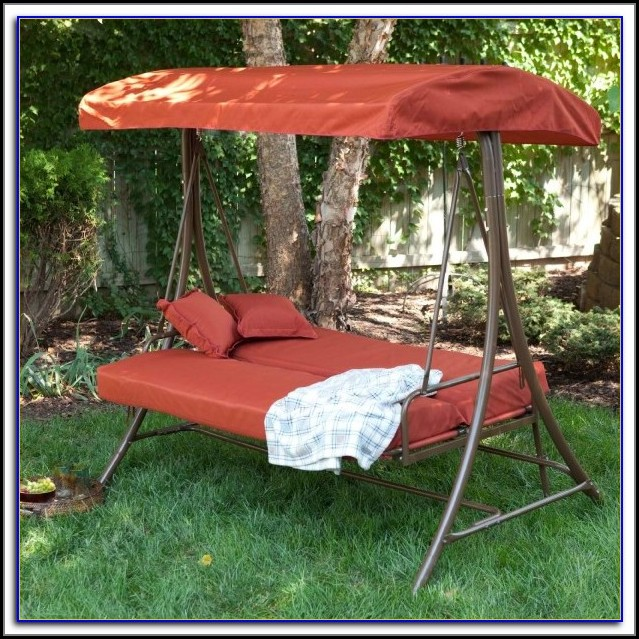 Patio Swings With Canopy Canada