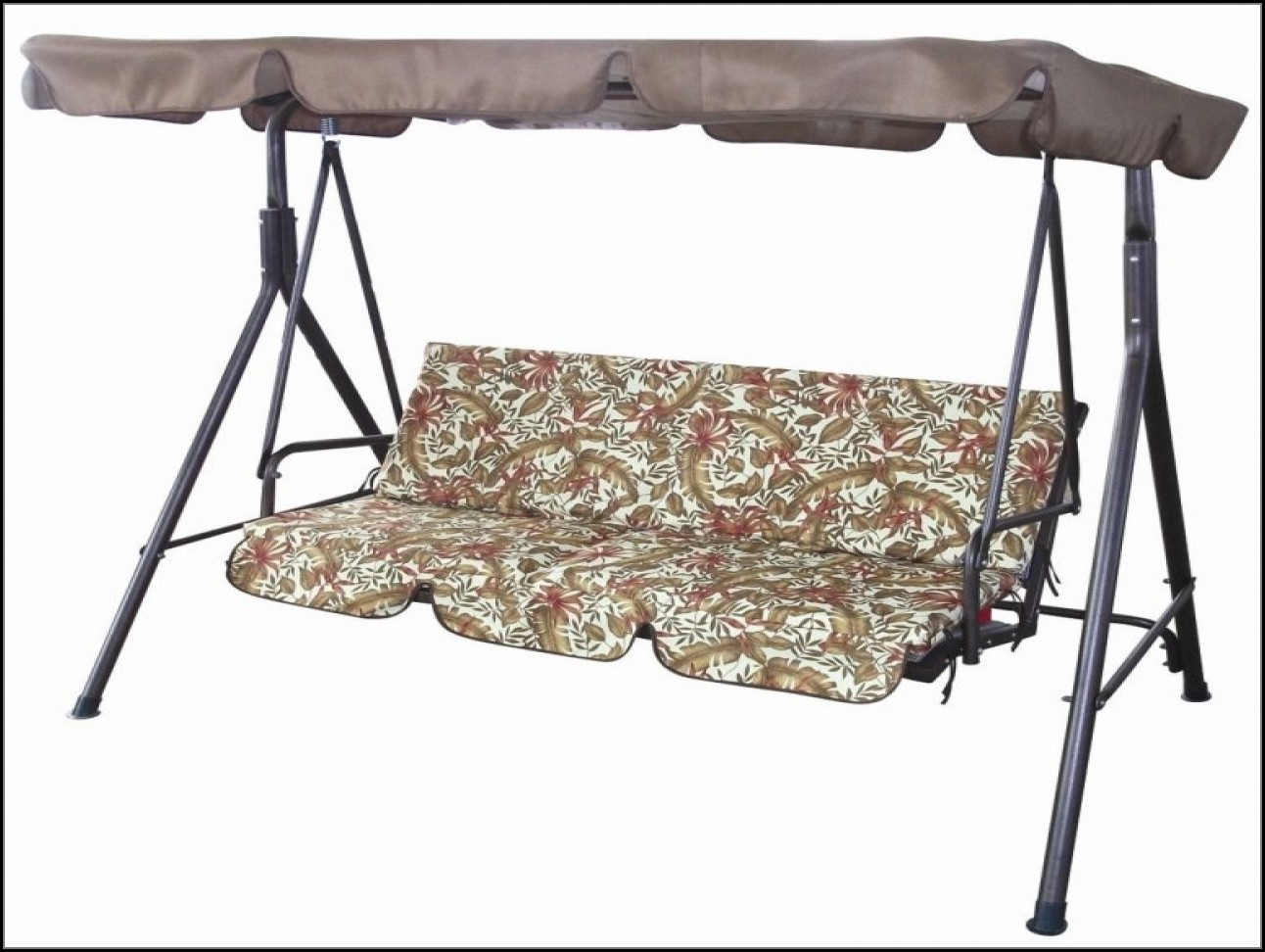Patio Swings With Canopy Home Depot
