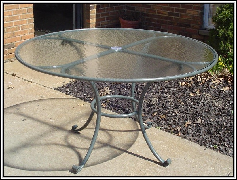 Patio Table Glass Replacement Toronto