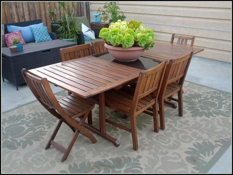 Patio Table Set Ikea