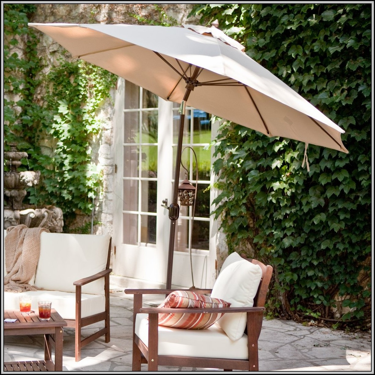 Patio Umbrella Bases Home Depot