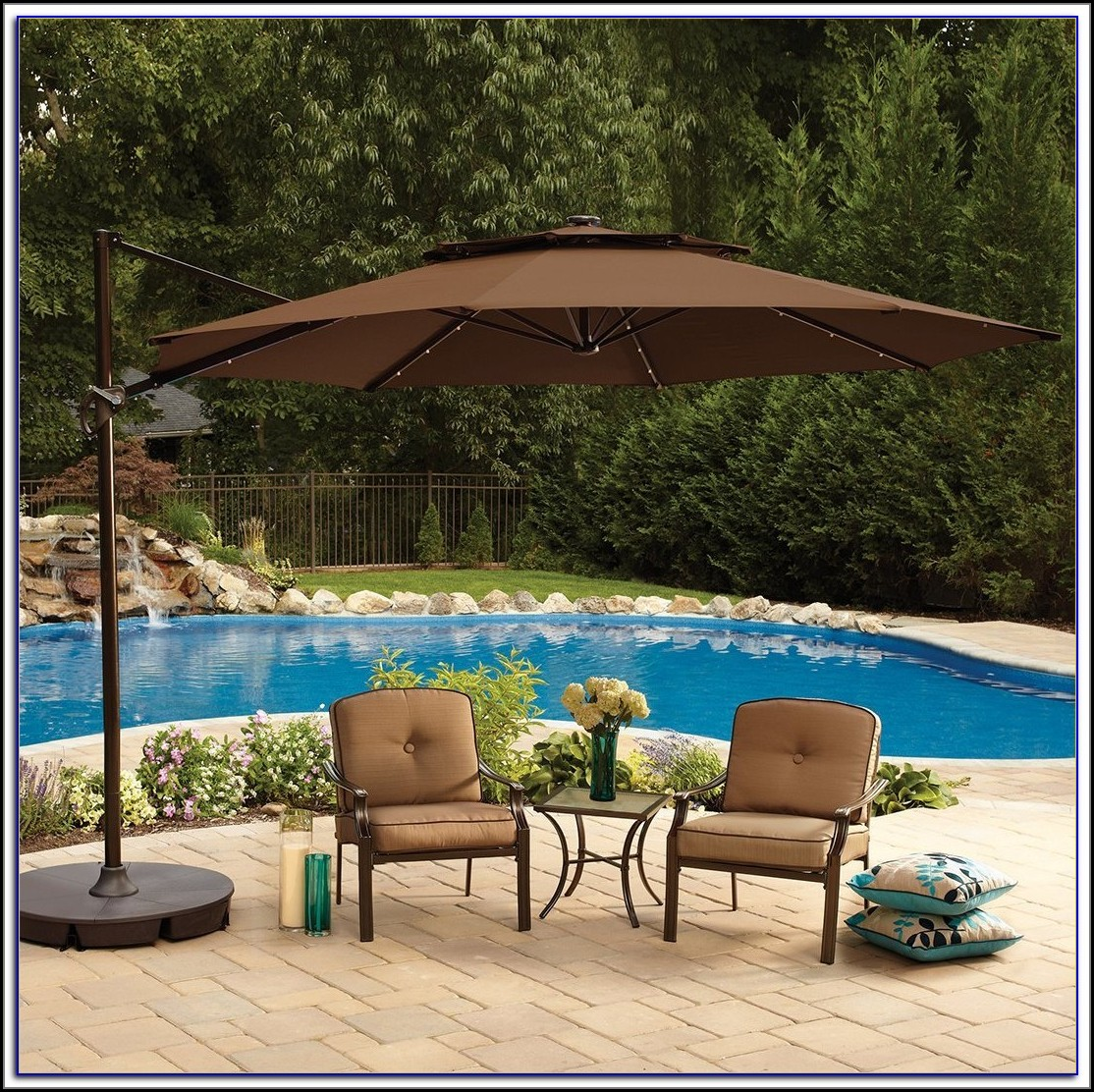 Patio Umbrella Covers Uk