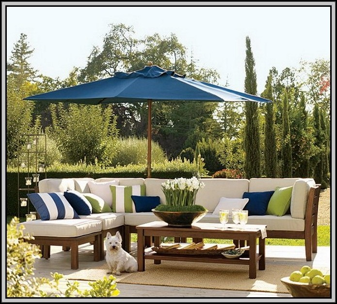 Patio Umbrella Replacement Canopy Canada