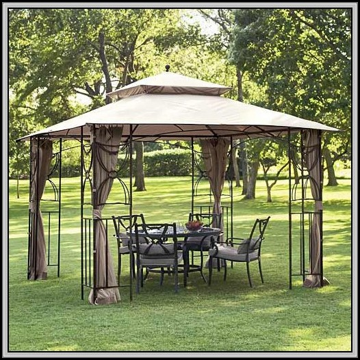 Patio Umbrella Replacement Canopy Home Depot