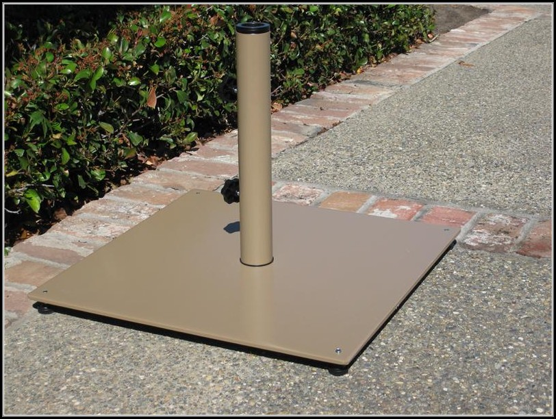 Patio Umbrella Stands Cheap
