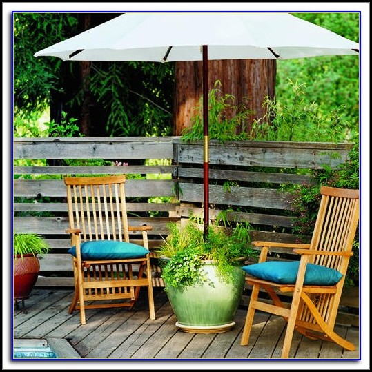 Patio Umbrella Stands Uk