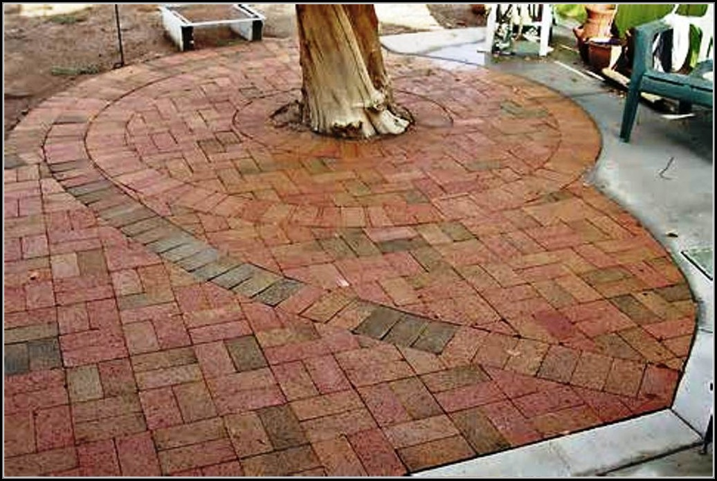 Paver Patio Designs Patterns