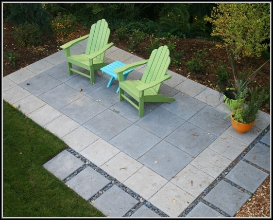 Paver Patio Ideas Pinterest