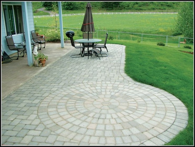 Paver Stones For Patios