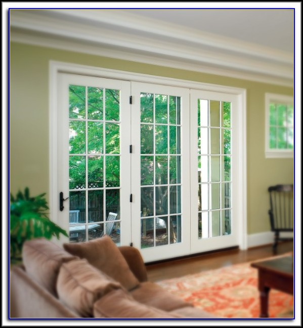 Peachtree Patio Doors With Blinds