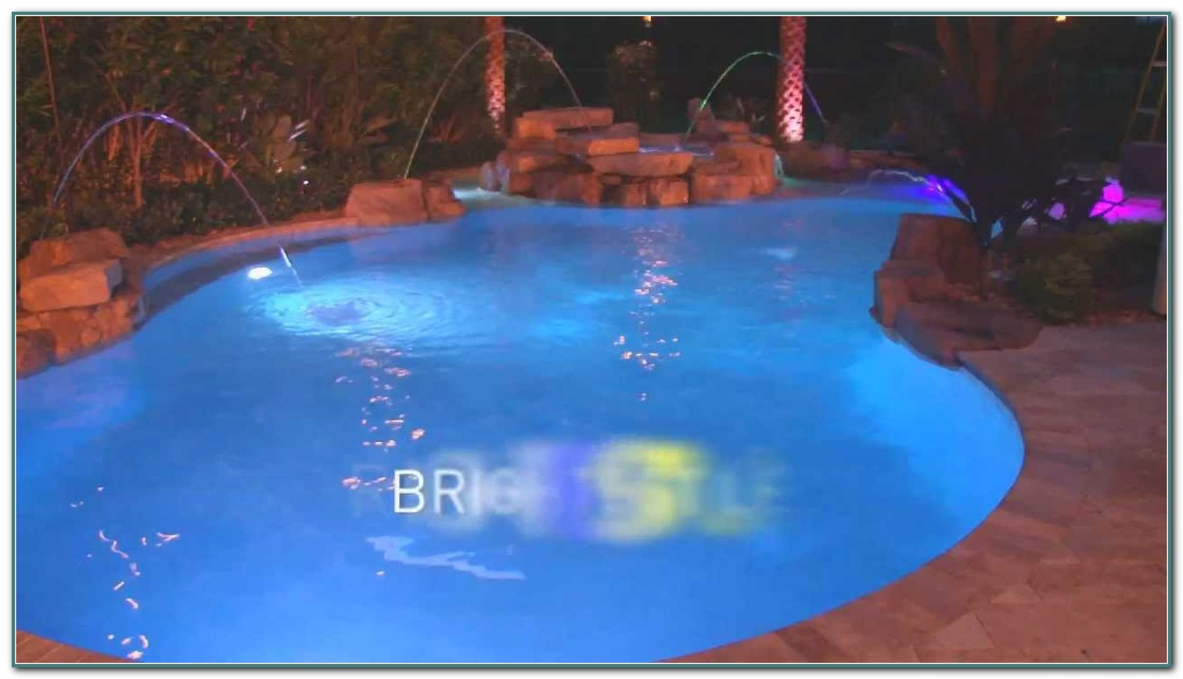 Pentair Led Pool Lights